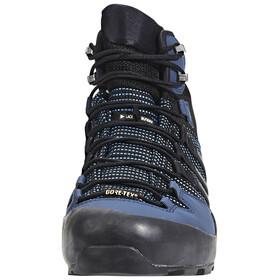 adidas TERREX Scope High GTX Schoenen Heren blauw/zwart